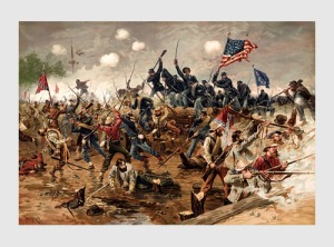 Civil-War-Battle